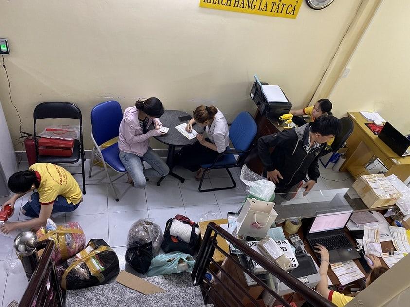 gui hang di phap - Gửi hàng đi Mỹ tại Hà Nội - DRAGON Express , DHL ...