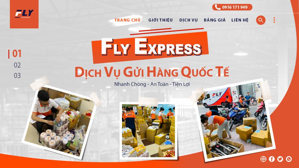 Dịch vụ gửi hàng FLY Express