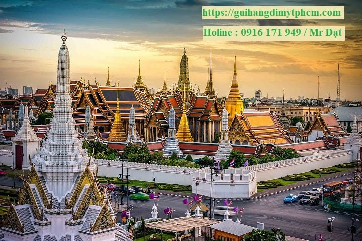 gửi hàng đi thái lan tại tphcm - Gửi hàng đi Thái Lan - FLY Express