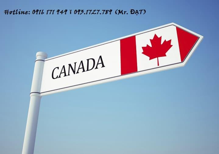 Dịch vụ gửi hàng đi Canada nhanh chóng
