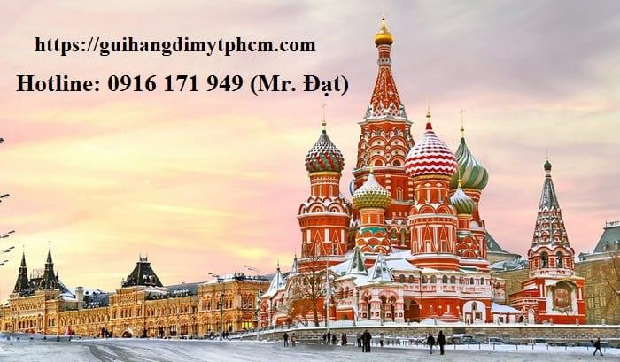 0 - Gửi hàng đi Nga - Chuyển phát nhanh DRAGON Express