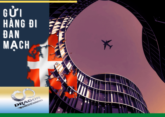 Blue and Yellow Cyber Monday Sale Announcement Postcard 564x400 - Gửi hàng đi Đan Mạch - Denmark