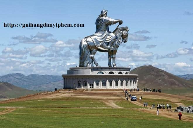 Gửi hàng đi Mông Cổ