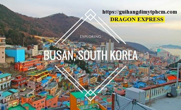 busanhanquoc - Gửi hàng đi Hàn Quốc tại TPHCM - DRAGON EXPRESS