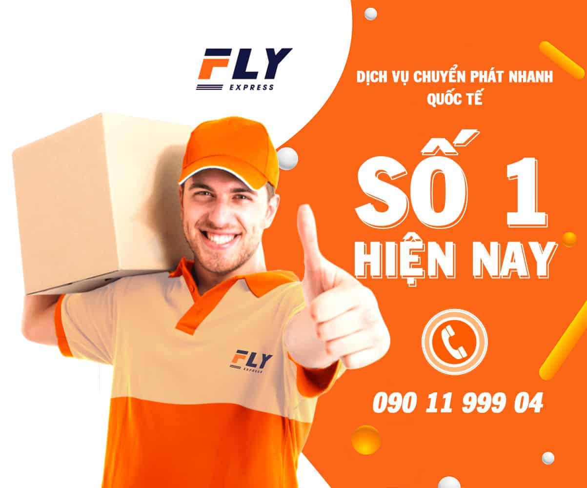Fly Express đơn vị vận chuyển số 1 hiện nay