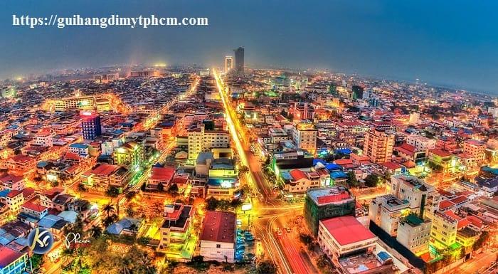 gửi hàng đi Campuchia