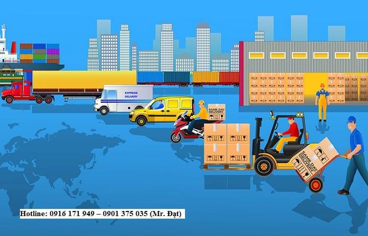 logistics thế hệ mới