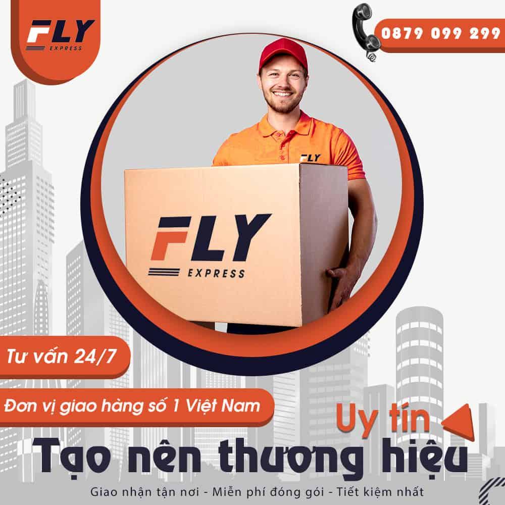 Dịch vụ chuyển phát nhanh Fly Express đảm bảo uy tín – chất lượng