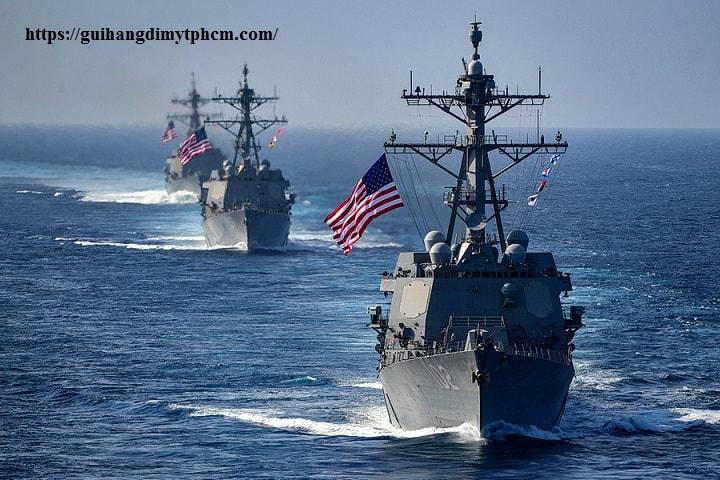 usnavy asia sea - Mỹ sẽ tiếp tục tuần tra tự do hàng hải