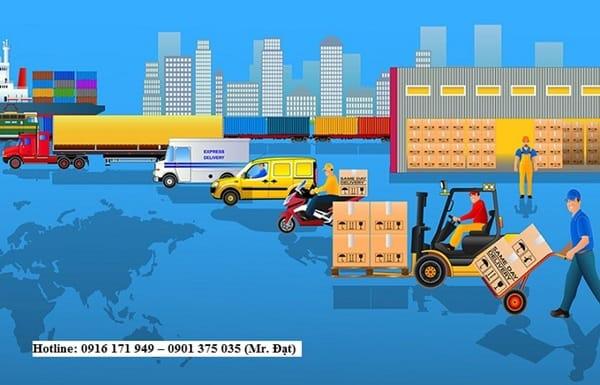 DRAGON Express đảm bảo an toàn cho hàng hóa của bạn khi gửi hàng đi Mỹ bằng đường biển