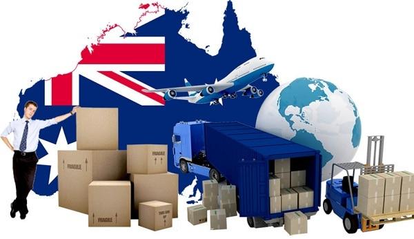 Gửi hàng đi Úc bằng dịch vụ chuyển phát nhanh