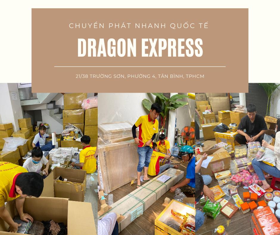 Đơn vị cung cấp dịch vụ gửi hàng đi nước ngoài