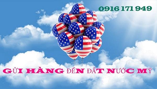 Thời gian gửi hàng đi Mỹ tại Đà Nẵng