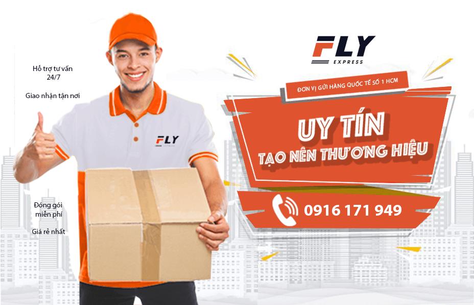 uu dai gui hang tai fly express - Gửi đồ đi Mỹ qua bưu điện tiết kiệm chi phí nhất
