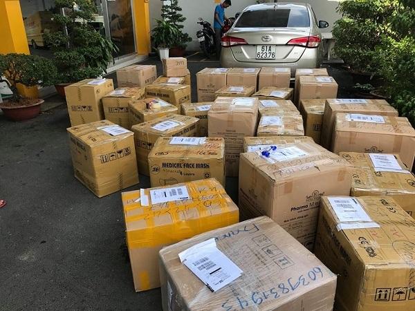 cach gui hang qua buu dien 3 - Gửi hàng đi Mỹ tại Hà Nội giá rẻ - uy tín