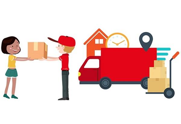 Chuyển phát nhanh liên tỉnh là dịch vụ vận chuyển hàng hóa từ tỉnh này đến tỉnh khác