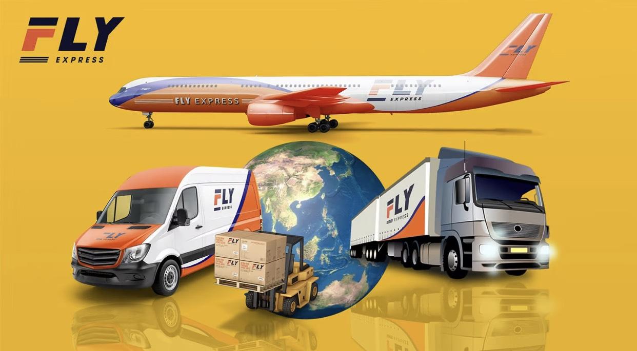 dịch vụ chuyển phát nhanh fly express - Gửi hàng đi Mỹ tại Hà Nội giá rẻ - uy tín
