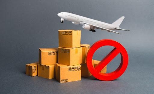 Bạn nên biết danh mục hàng cấm vận chuyển theo quy định của pháp luật Việt Nam