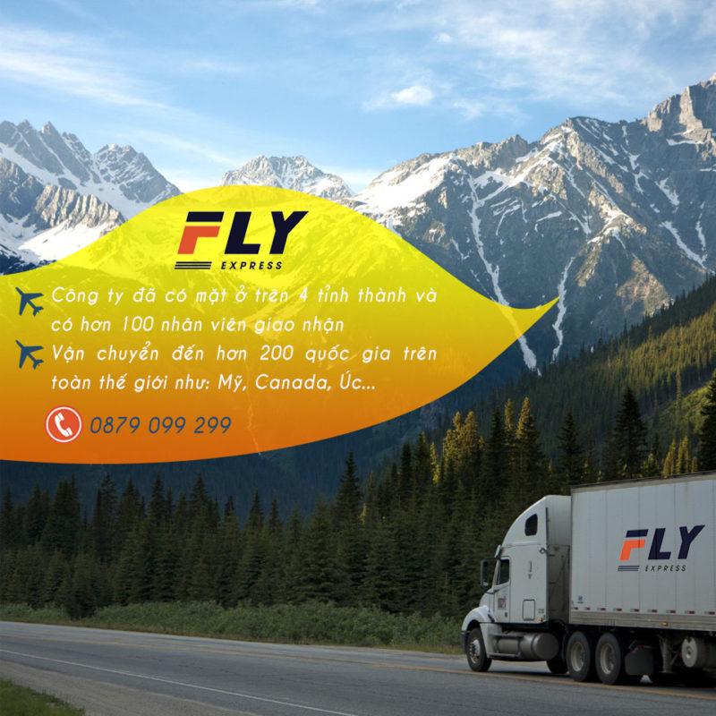 Dịch vụ gửi hàng đi Canada tại Cần Thơ