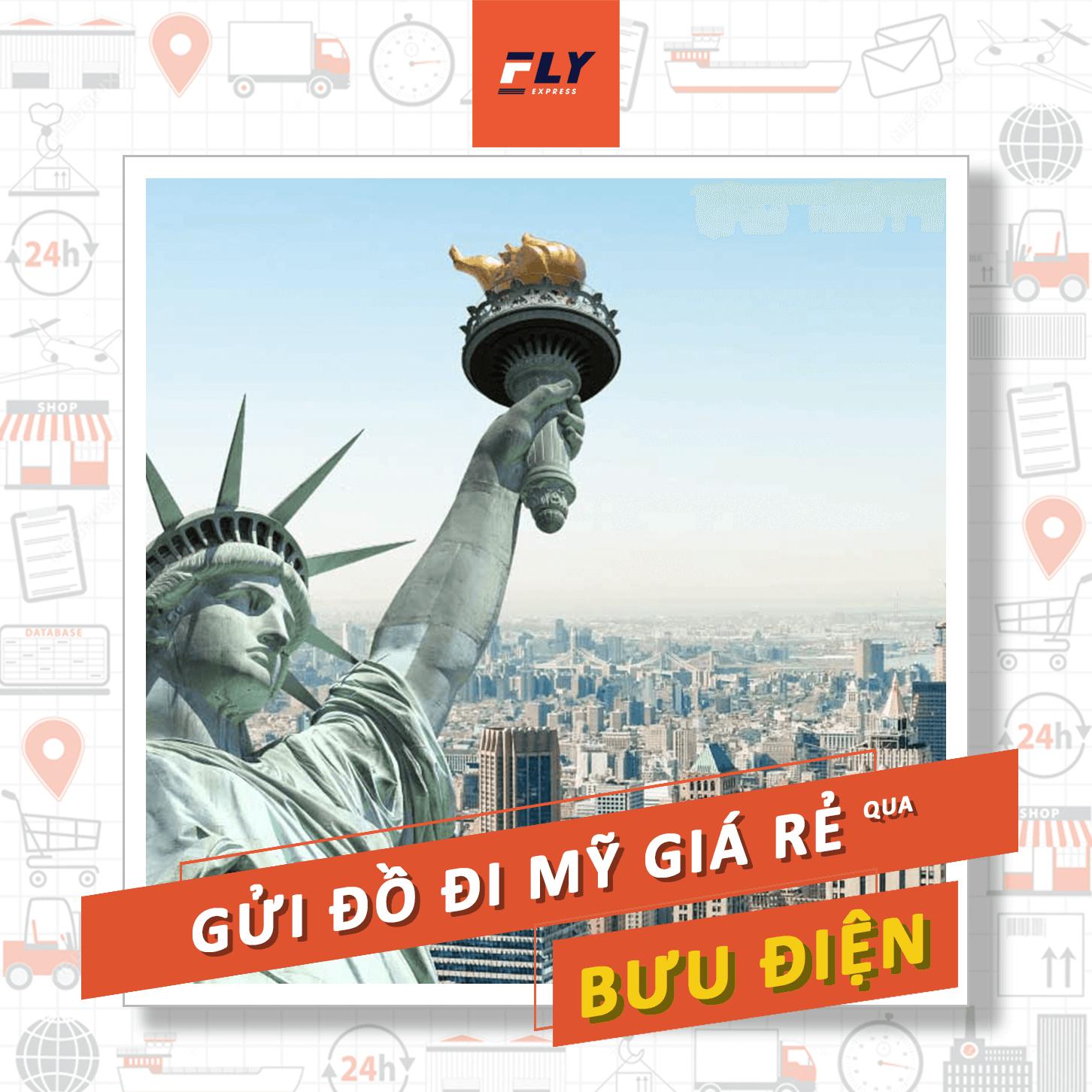 gui do di my qua buu dien - Gửi đồ đi Mỹ qua bưu điện tiết kiệm chi phí nhất