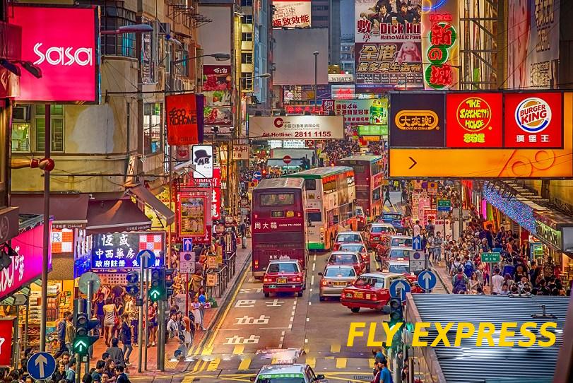 Gửi hàng đi HONGKONG dễ dàng