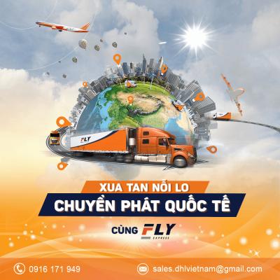chuyển phát quốc tế fly express