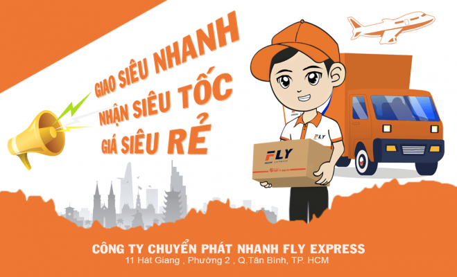 giao hàng siêu tốc đi nước ngoài