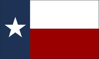 Lá cờ của bang Texas