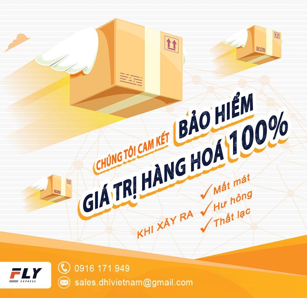 Chuyển phát nhanh DHL tại Hồ Chí Minh